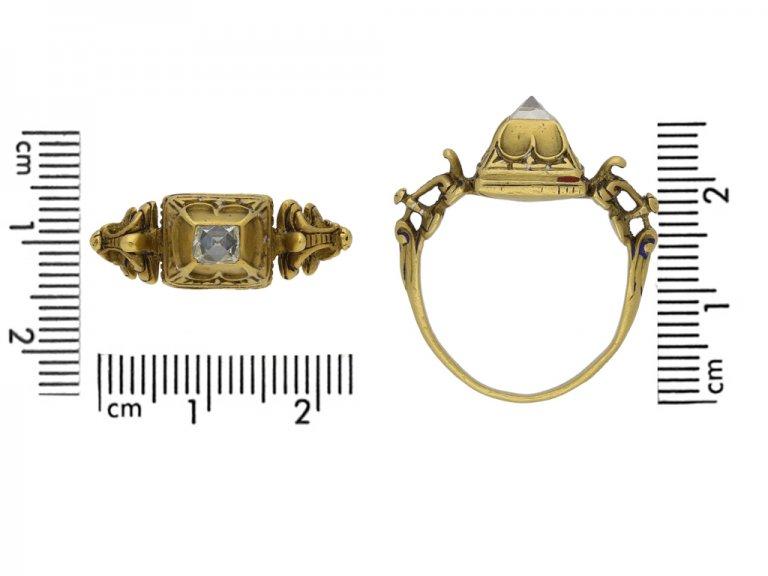 t Renaissance diamond ring berganza hatton garden