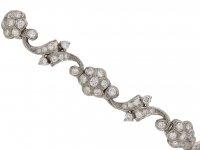 Tiffany & Co diamond bracelet berganza hatton garden