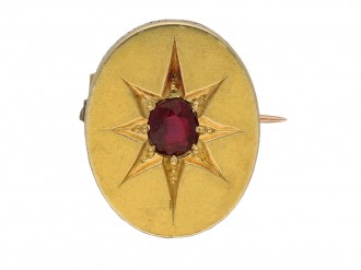 antique brooch pendant berganza hatton garden