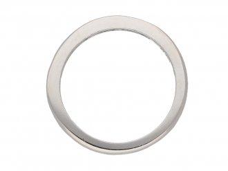 front Oscar Heyman diamond ring berganza hatton garden