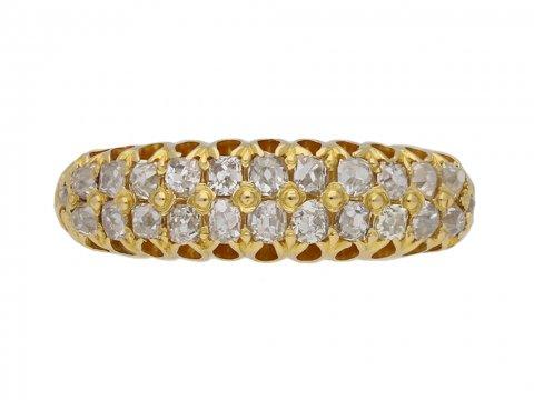 victorian diamond ring hatton garden berganza