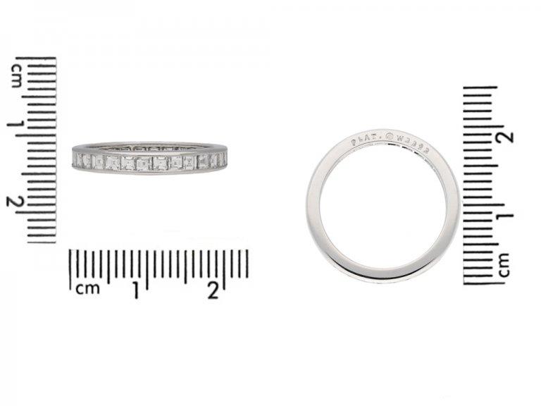 bespoke oscar heyman diamond ring hatton garden berganza