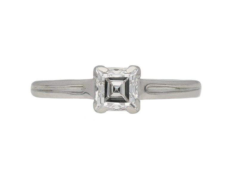 Tiffany & Co diamond engagement ring berganza hatton garden
