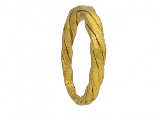 Viking twist ring berganza hatton garden