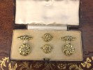 Art Nouveau diamond set dress set berganza hatton garden