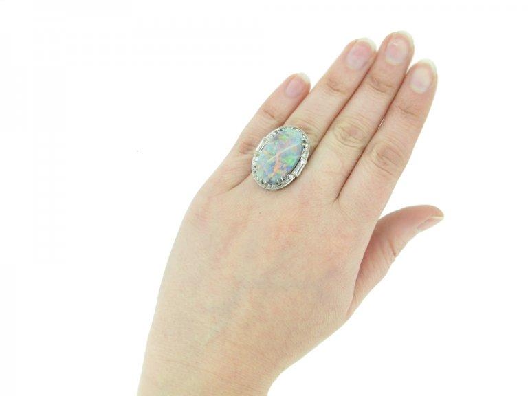 oscar heyman diamond ruby ring berganza hatton garden