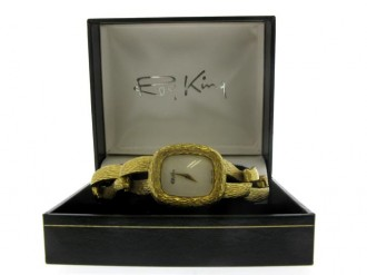 Roy King bracelet watch, circa 1970.